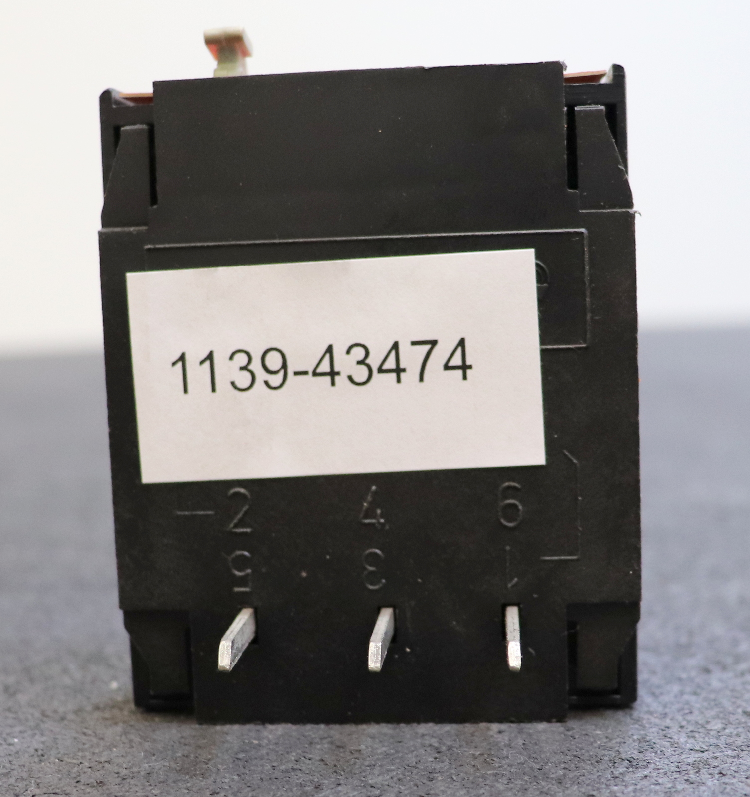 Verbindungsöse Klemmenleiste 660V 30A doppelte Reihen 10P DIN Schiene Anschluss