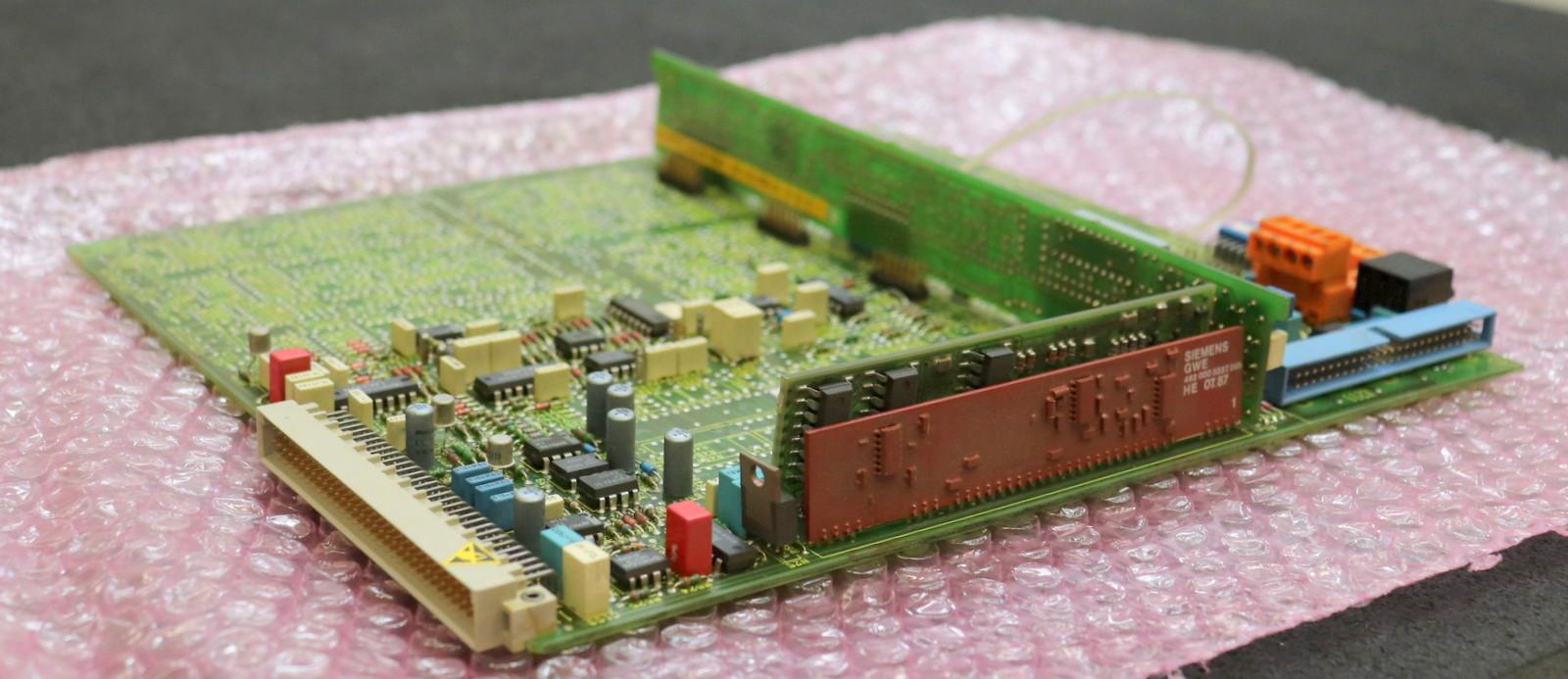 Siemens Simodrive 6sc6100-0na01 462010.9070.01 TOP Condizione